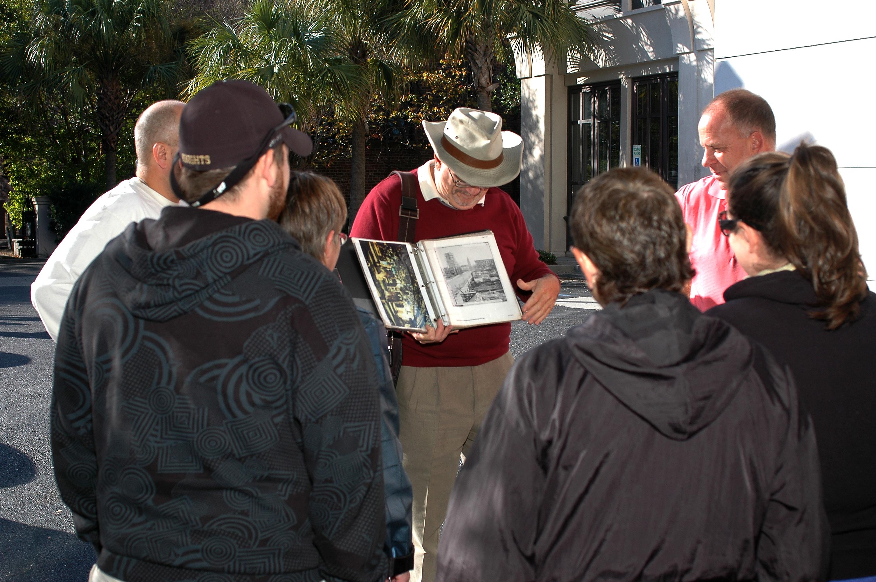 Charleston Old Walled City Tours image 5