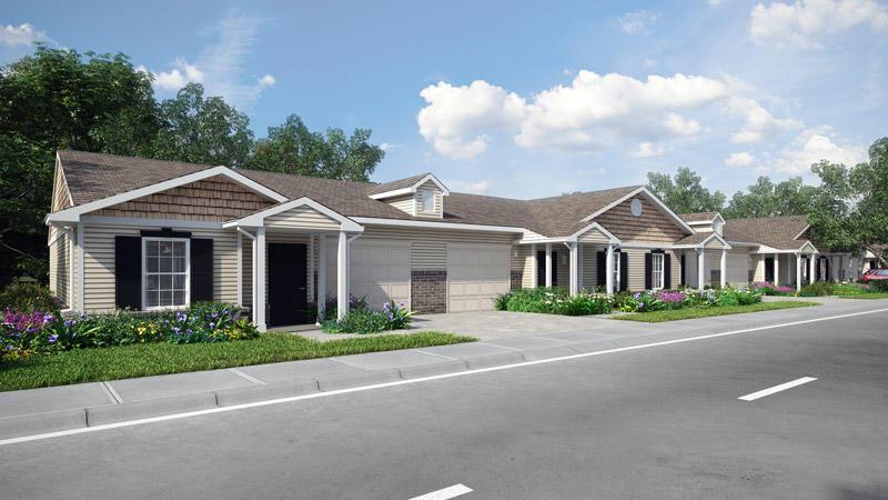 Twin Lakes Senior Villas In Rantoul Il 217 282 9