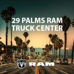 29 Palms Ram Truck Center