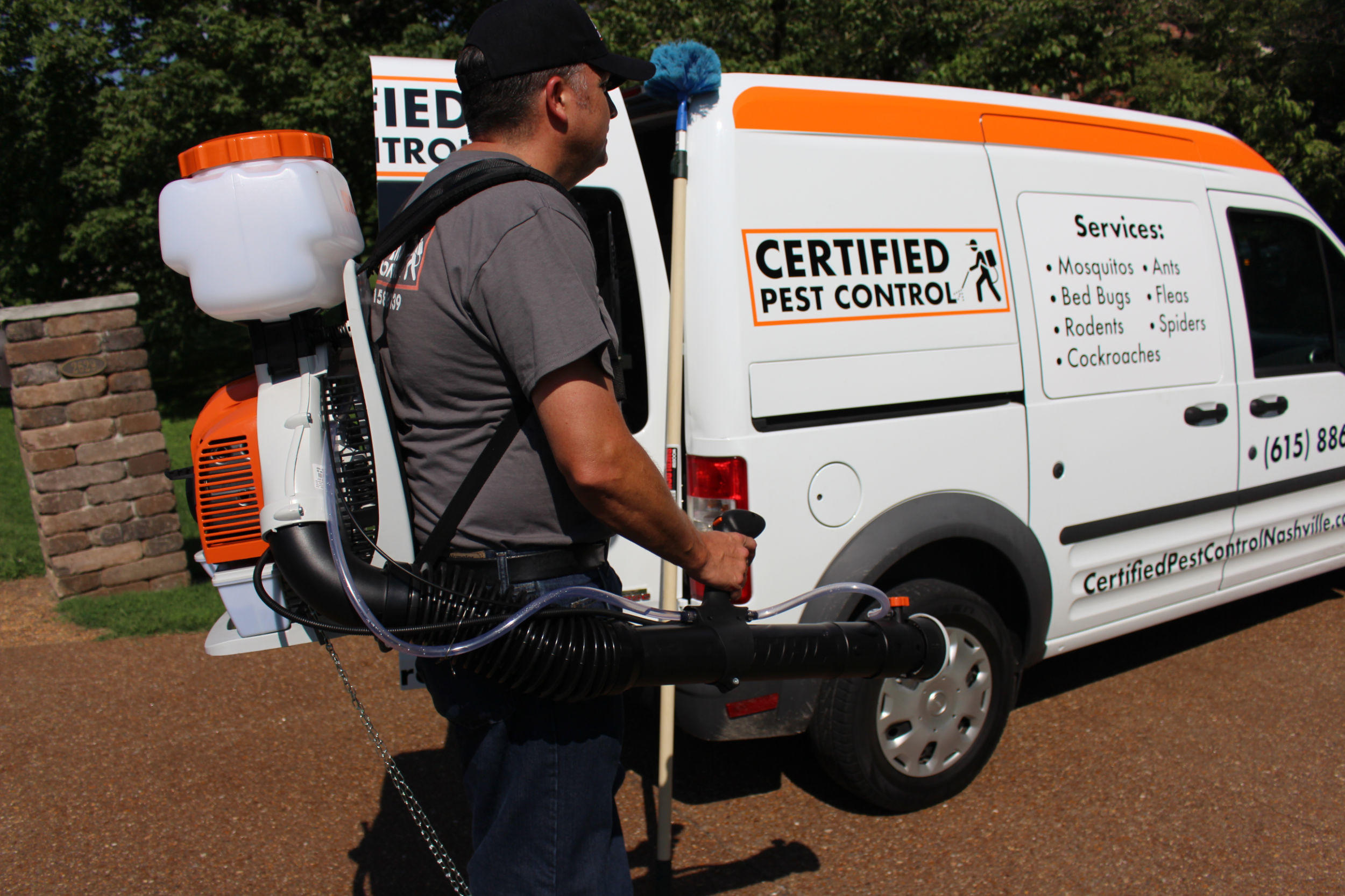 Certified Pest Control image 1