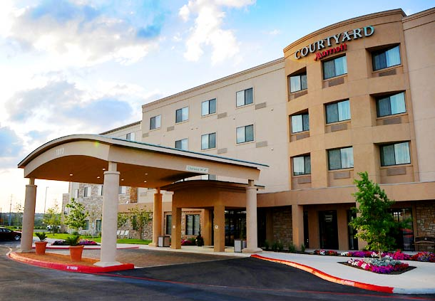 Courtyard by Marriott San Antonio North/Stone Oak at Legacy image 14
