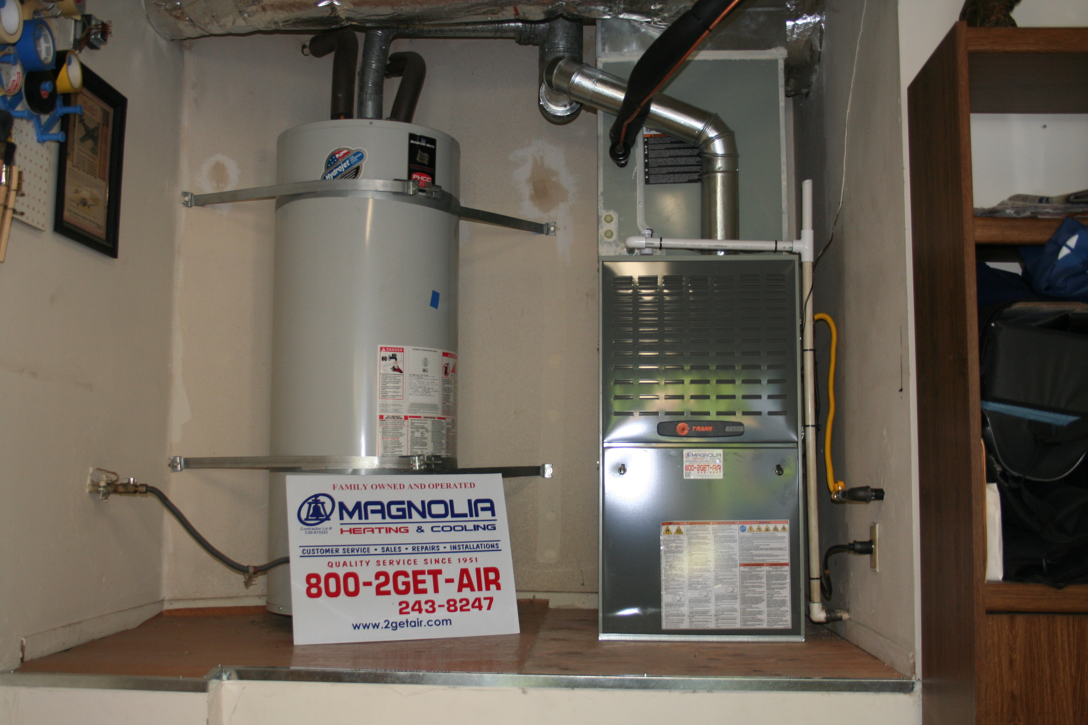 Magnolia Heating and Cooling image 0