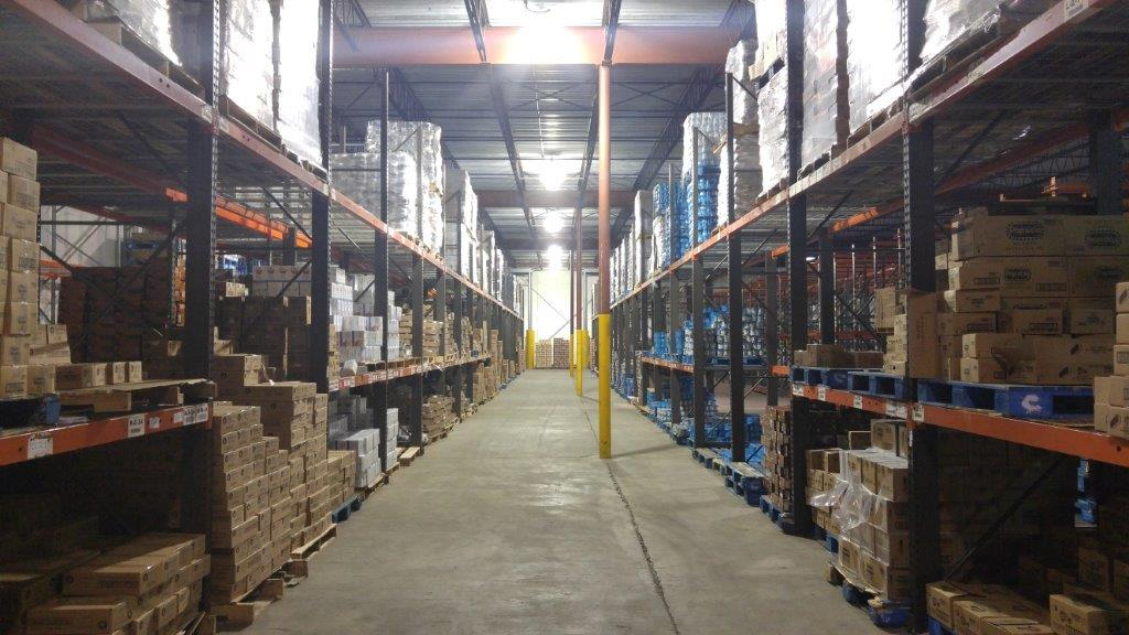 Cold Storage Warehouse Facility
