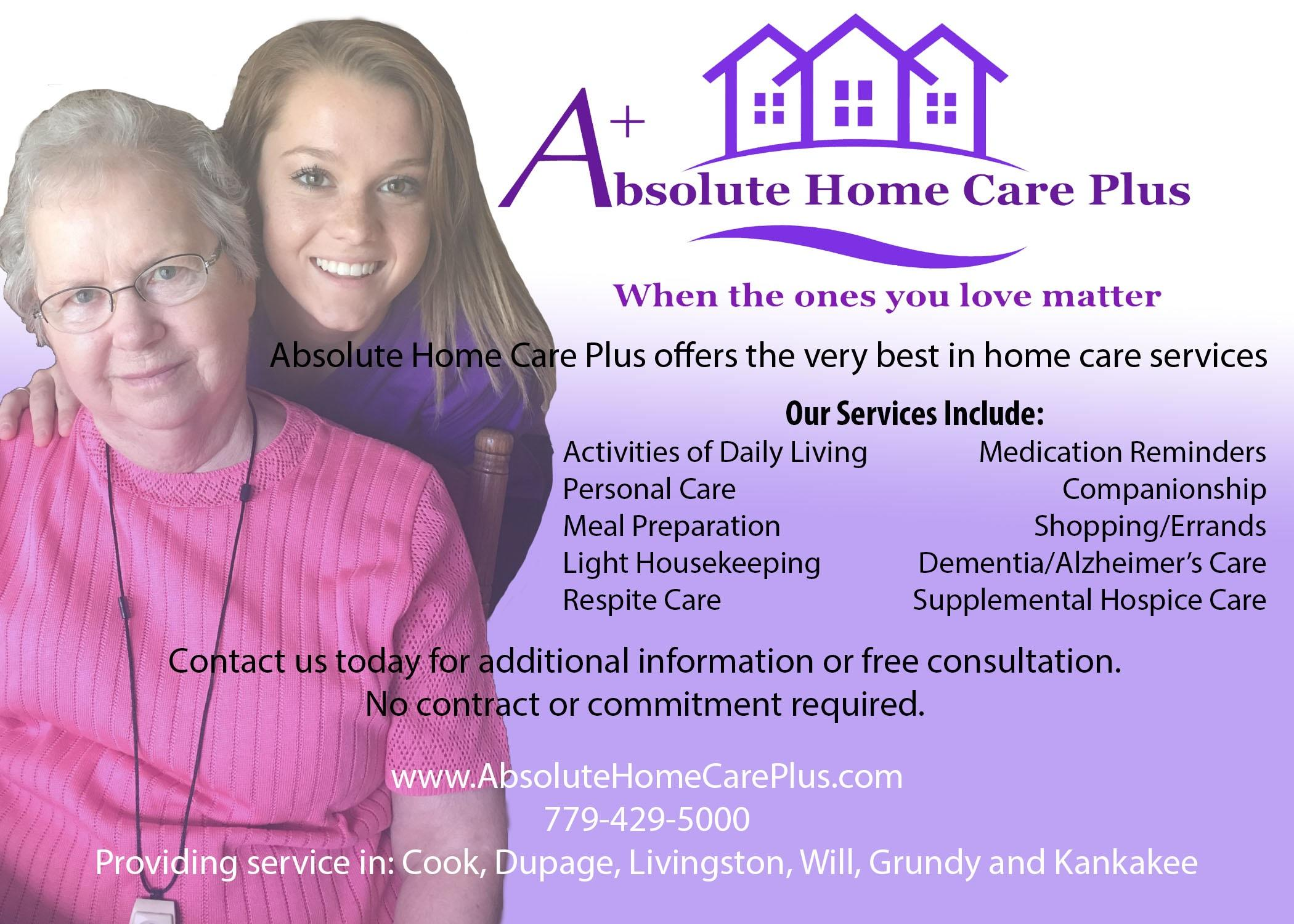 Absolute Home Care Plus image 0