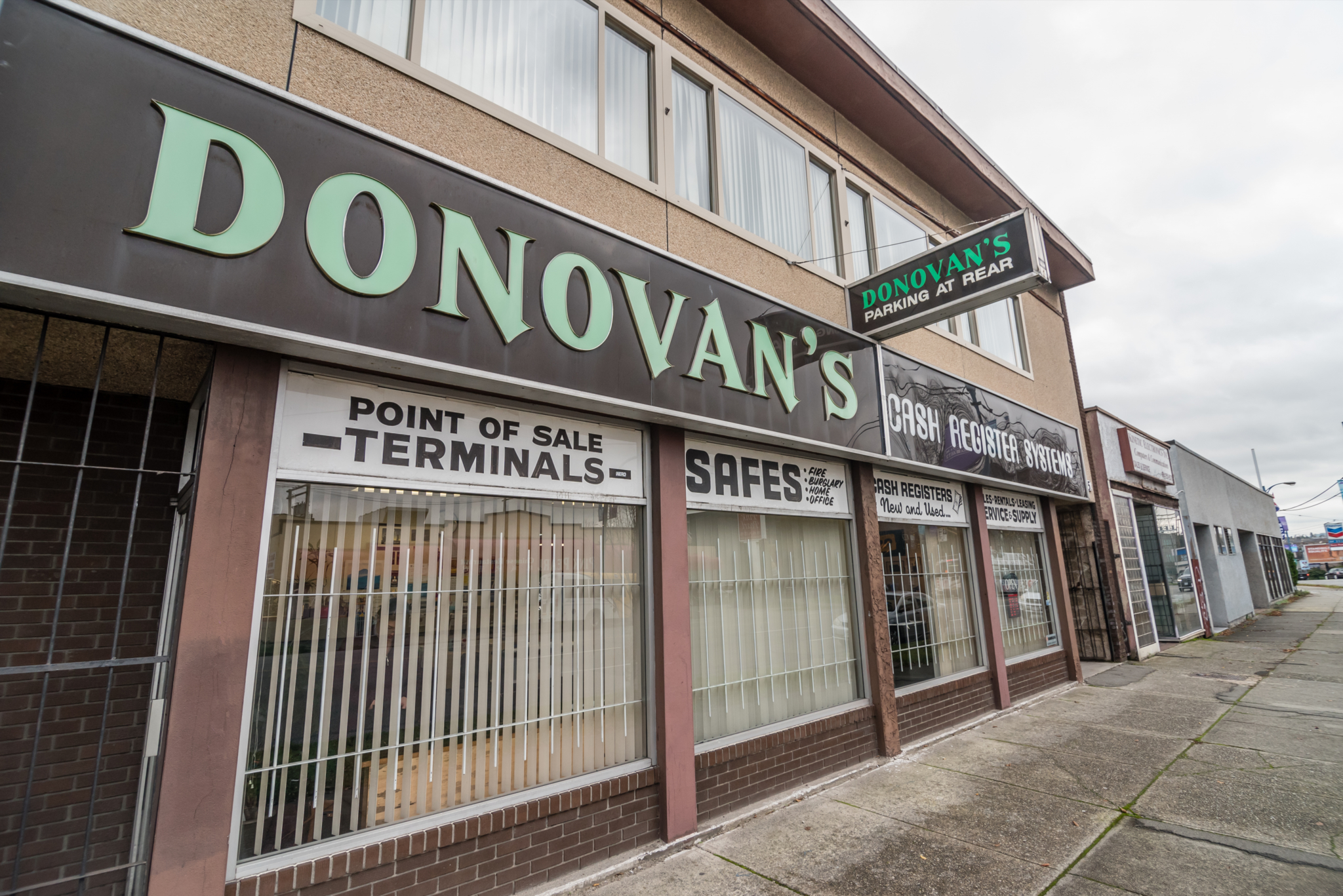 Donovan Sales Ltd in Vancouver