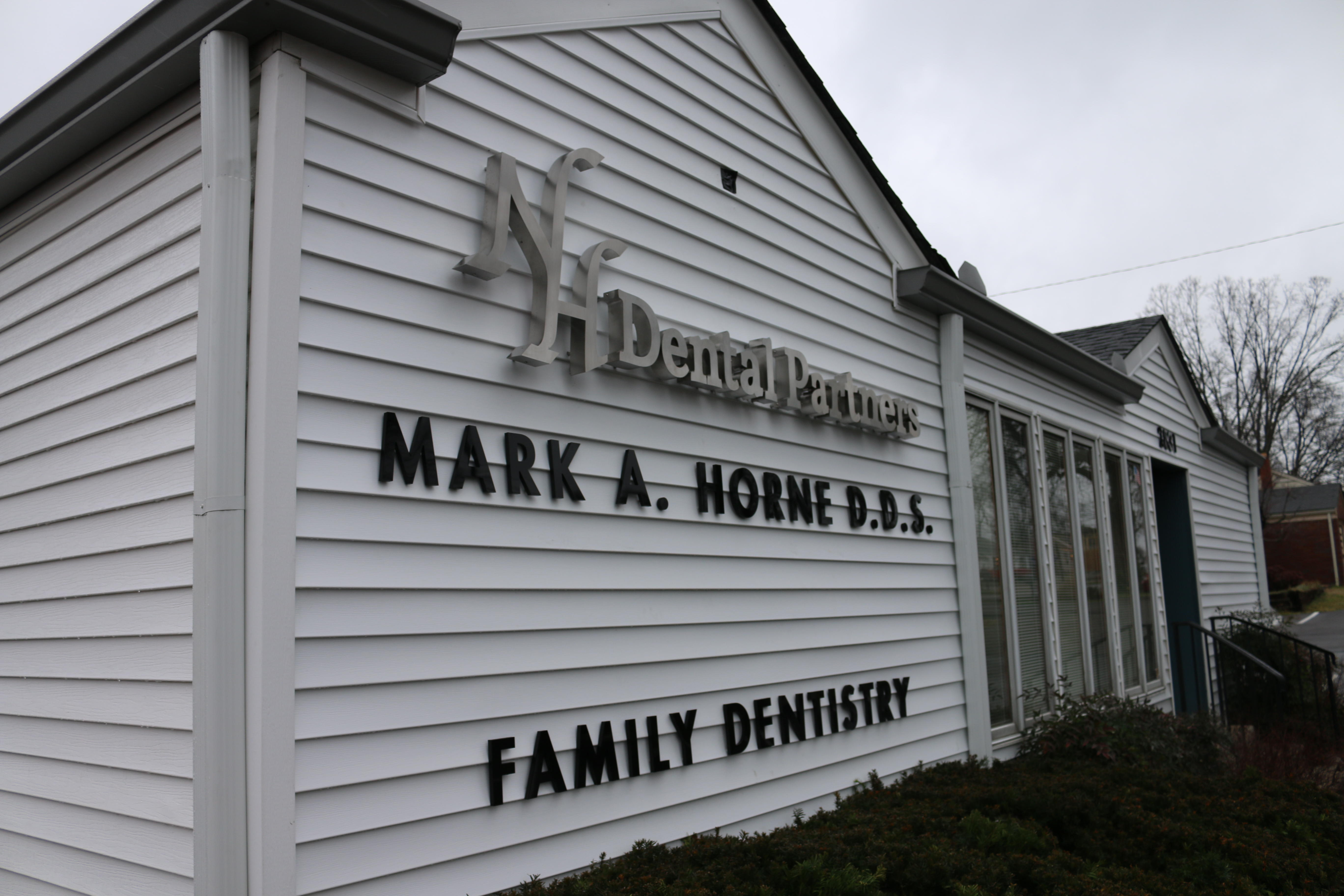 Horne, MarkDDS DMD