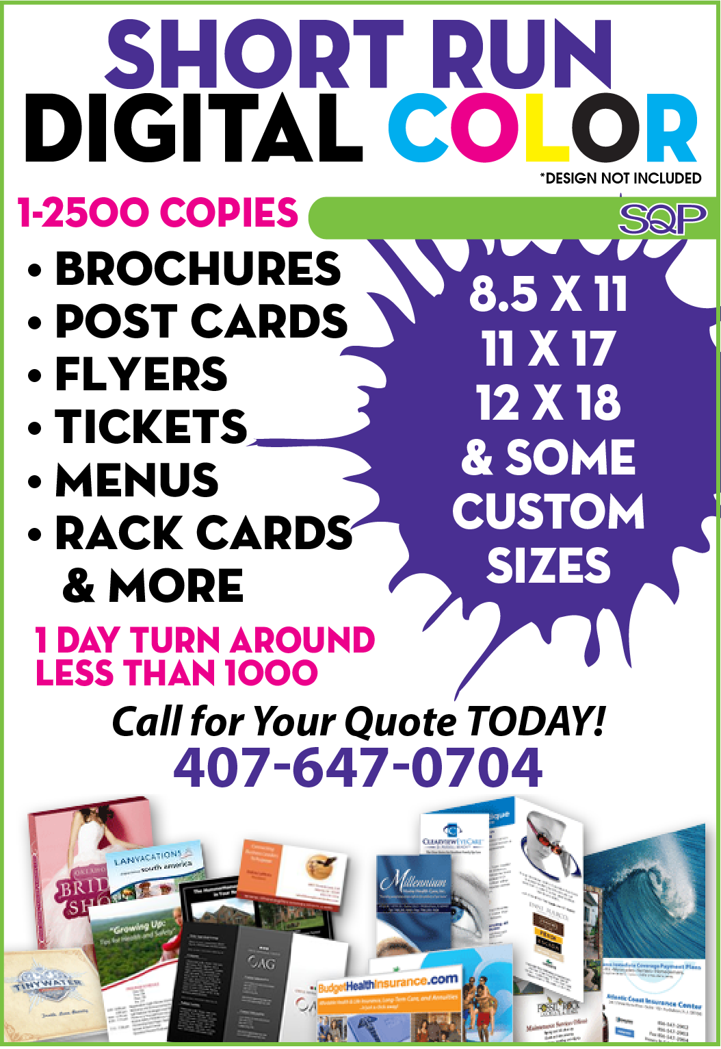 Speedy Quick Printing Center image 16