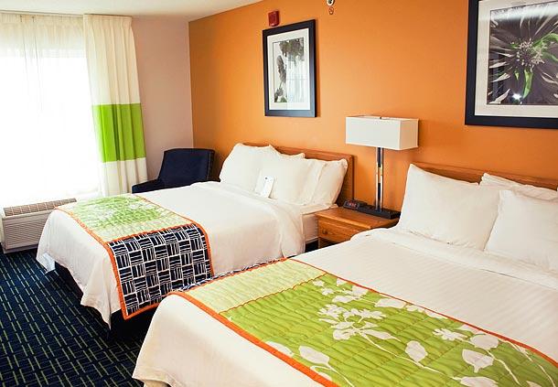 Fairfield Inn & Suites by Marriott Hartford Manchester image 2