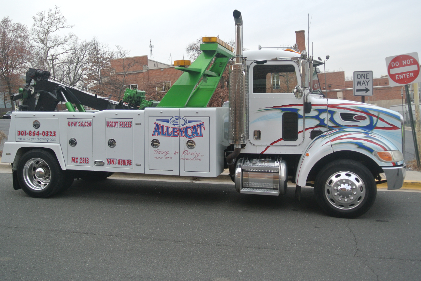 Alleycat Towing & Recovery Inc. in Hyattsville, MD, photo #13