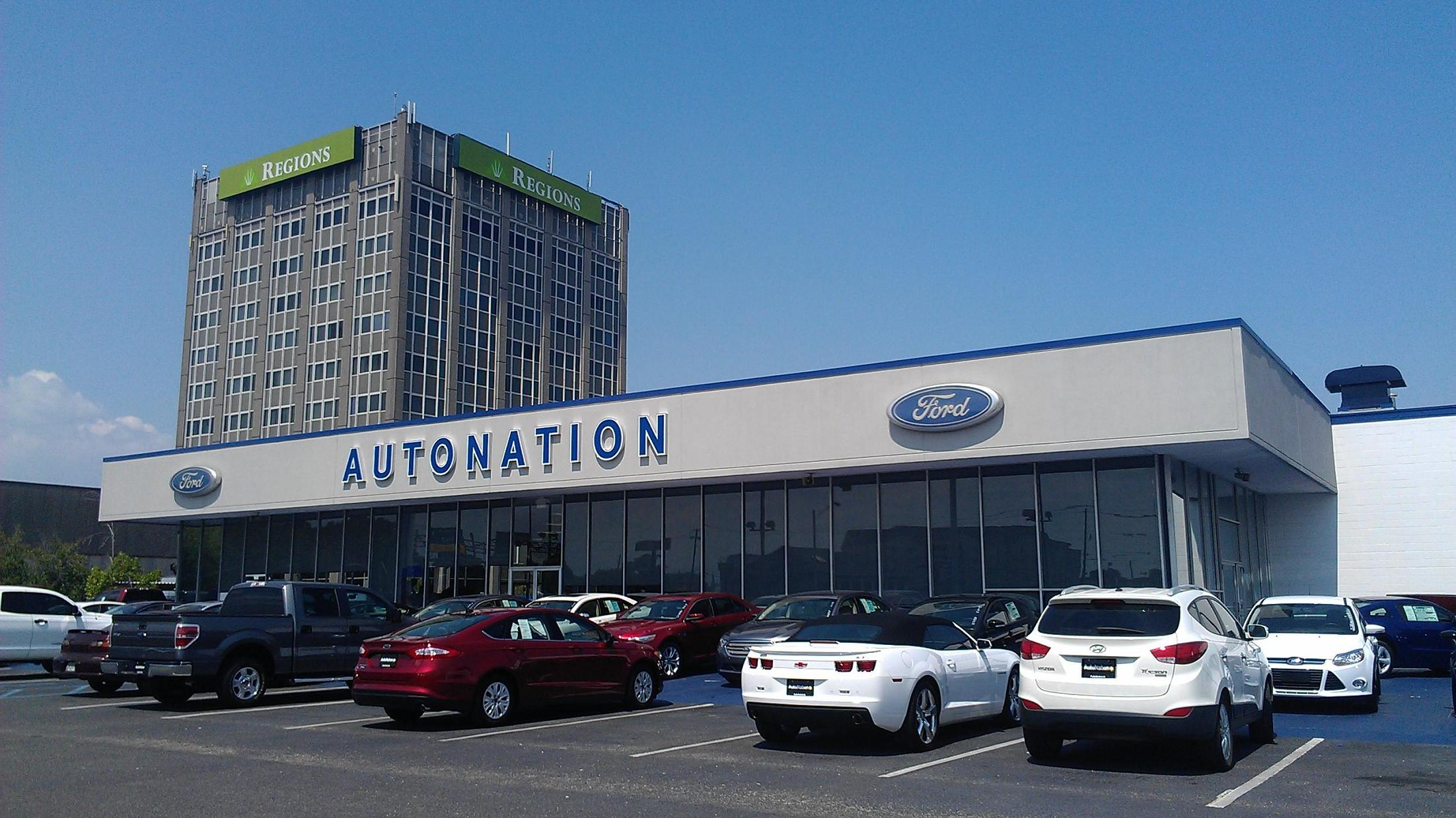 AutoNation Ford Mobile at 901 East 1 65