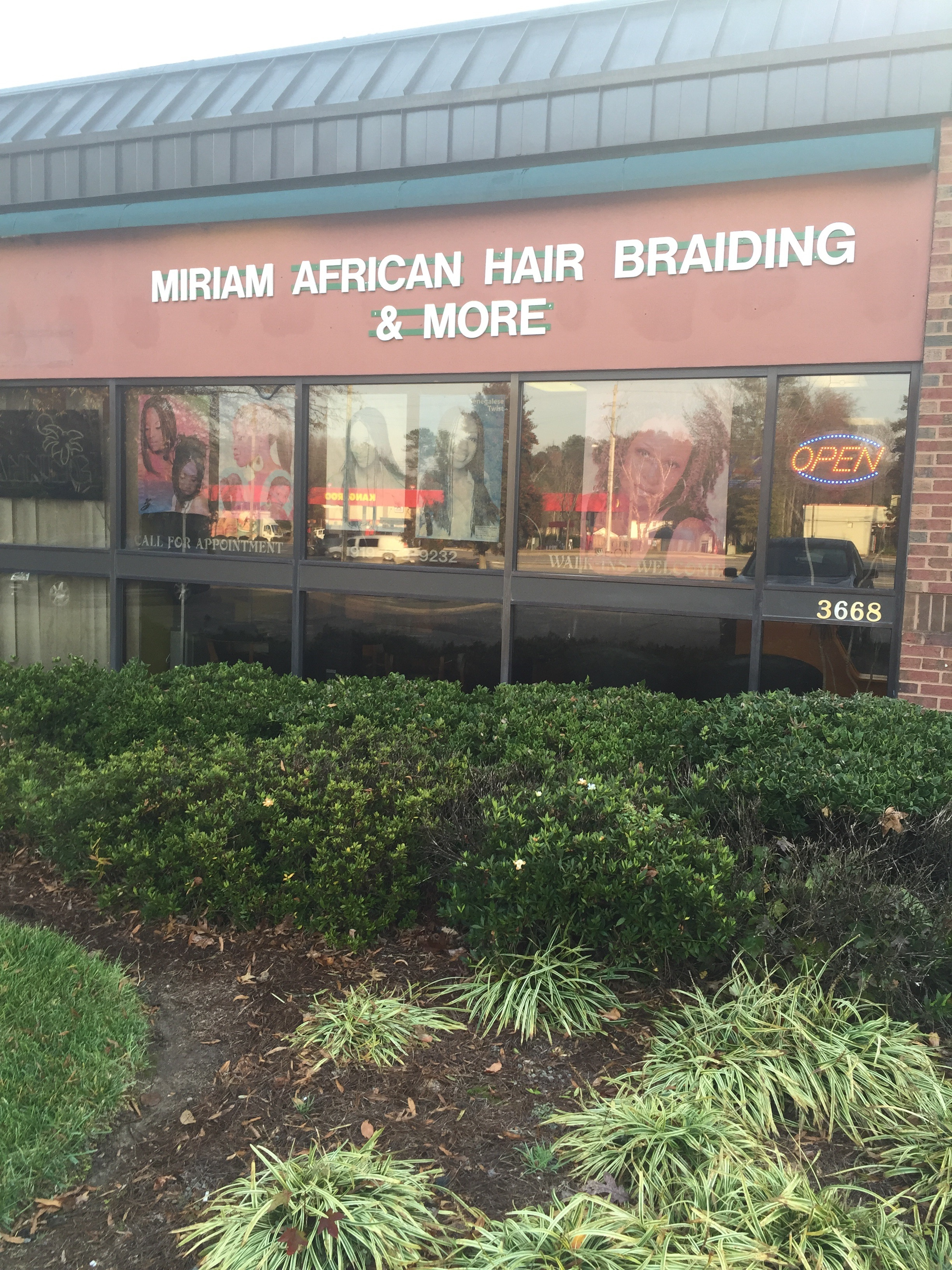 African Hair Braiding By Miriam In Raleigh Nc Whitepages