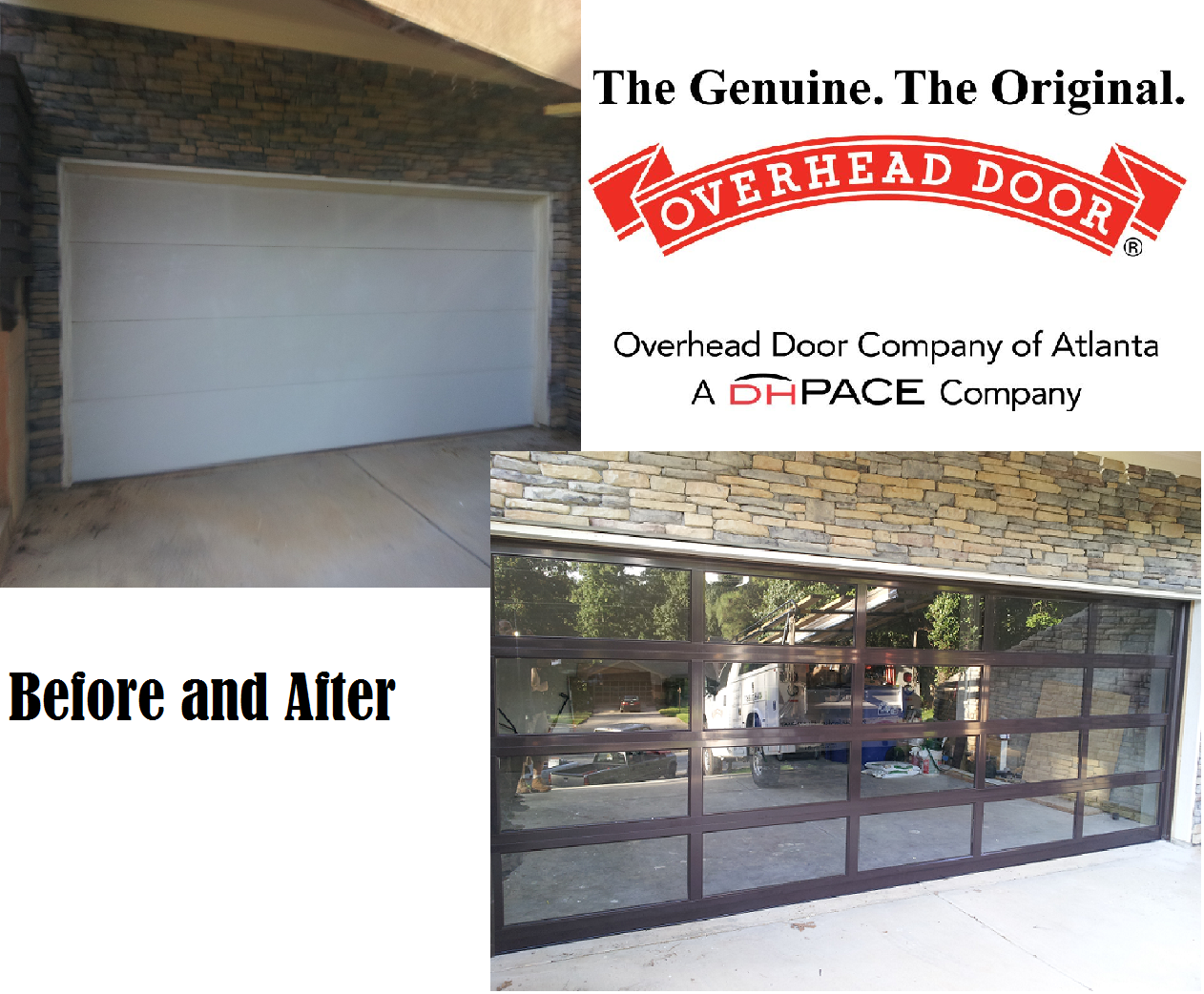 1042 #BA1A11 Overhead Door Company Of Atlanta Garage Builders & Contractors picture/photo Overhead Doors Atlanta 36591262