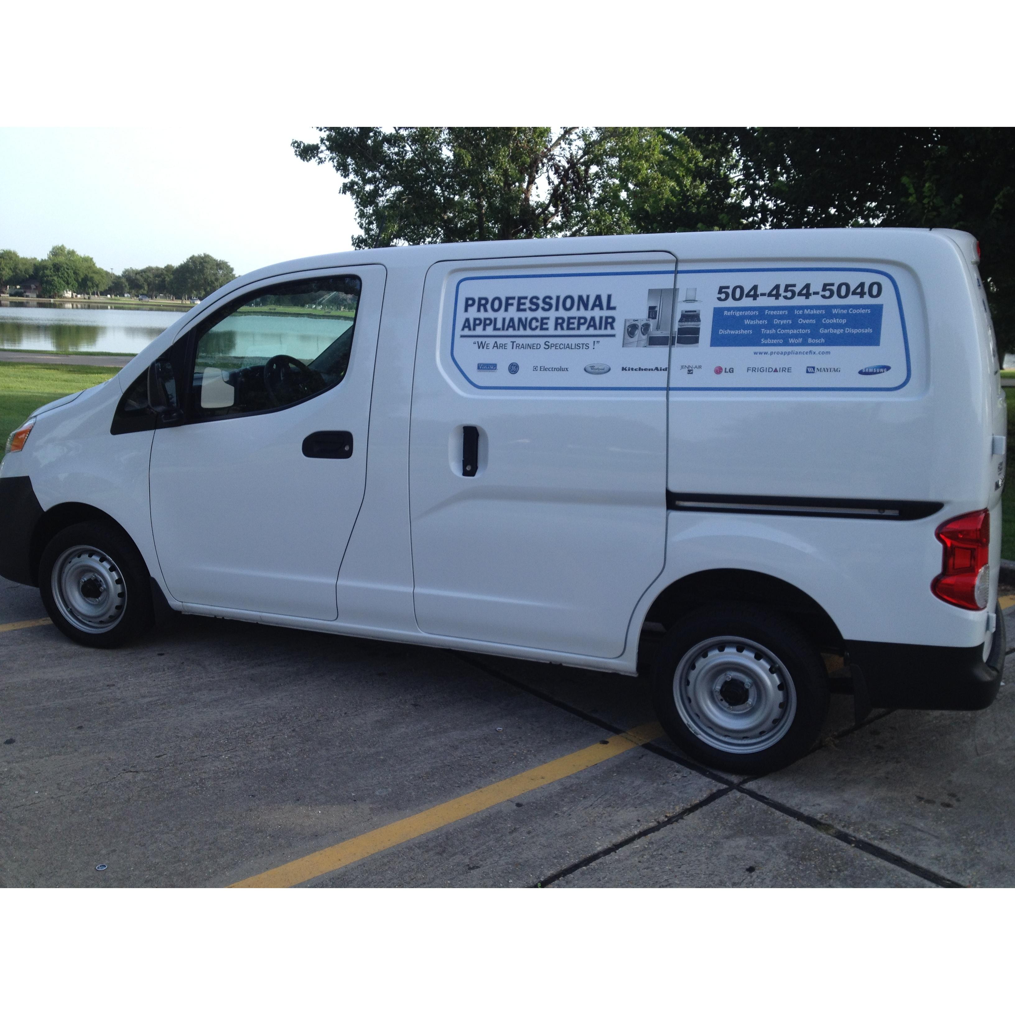 Professional Appliance Repair image 1