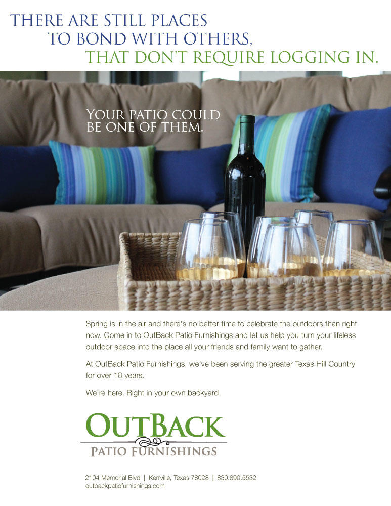 OutBack Patio Furnishings - Marble Falls image 10