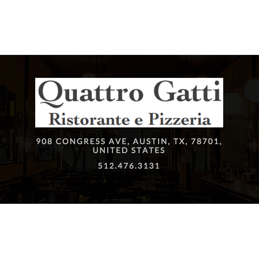 Quattro Gatti Ristorante e Pizzeria