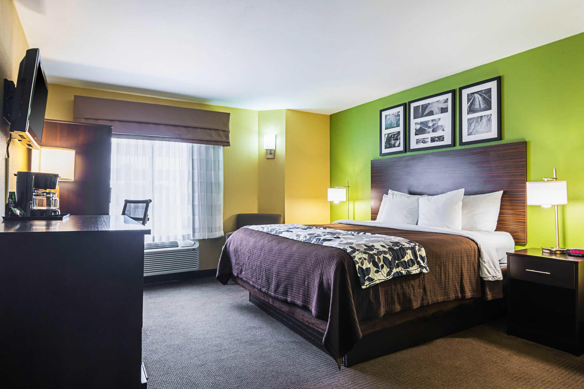 Sleep Inn Oxford Anniston I-20