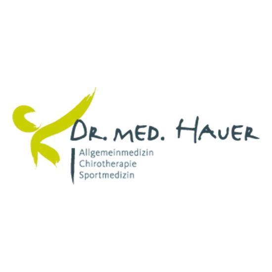 Logo von Dr. med. Hauer - Allgemeinmedizin Chirotherapie Sportmedizin