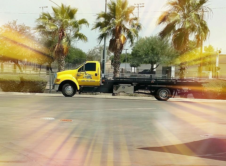 Professional Towing - Tempe, AZ 85281 - (480) 797-7012 | ShowMeLocal.com