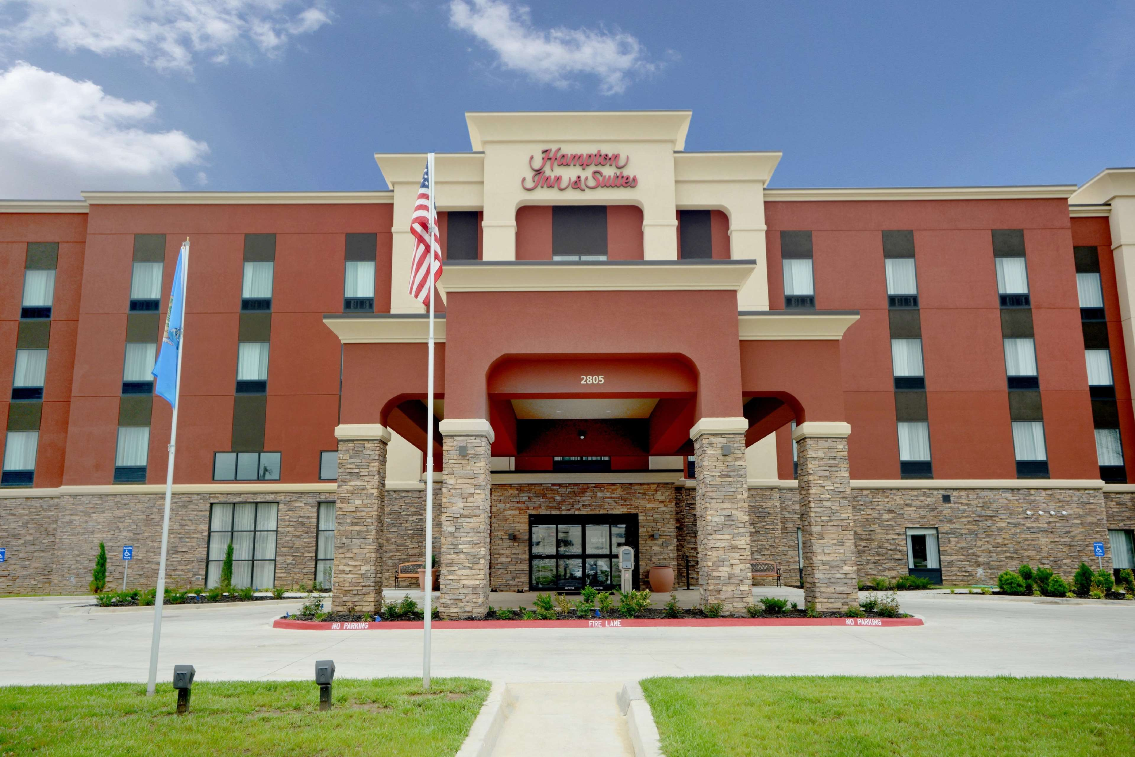 Hampton Inn & Suites Ponca City image 7
