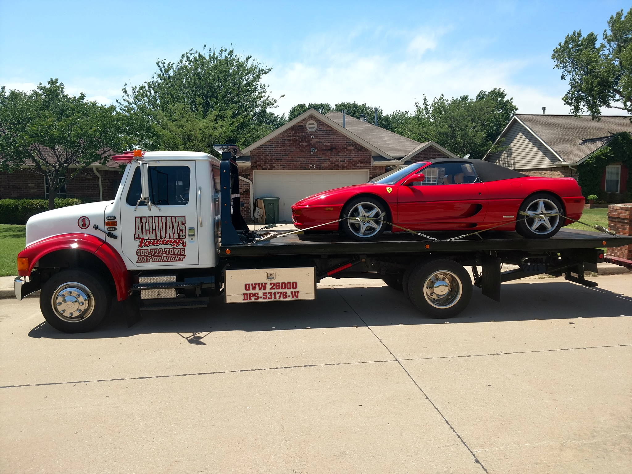 Allways Towing image 3