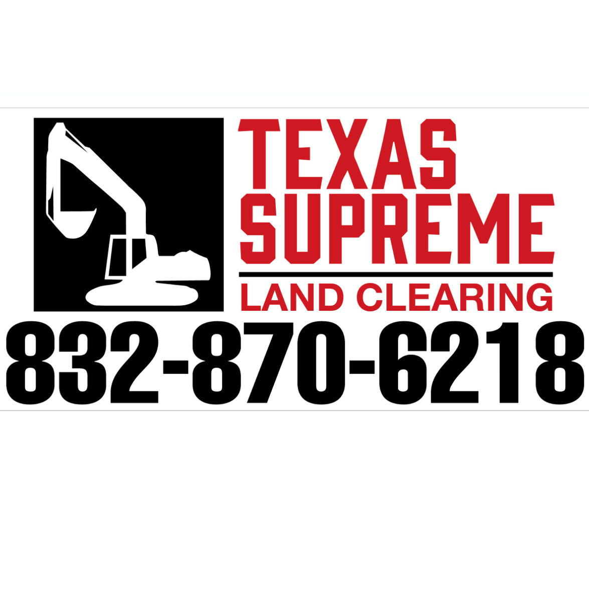 Texas Supreme Land Clearing