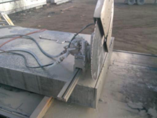 Concrete lines coupon