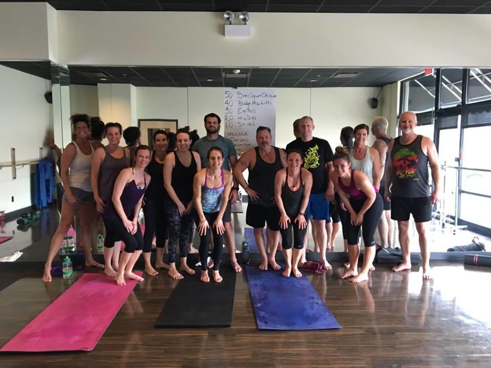 Power Life Yoga Barre Fitness image 4