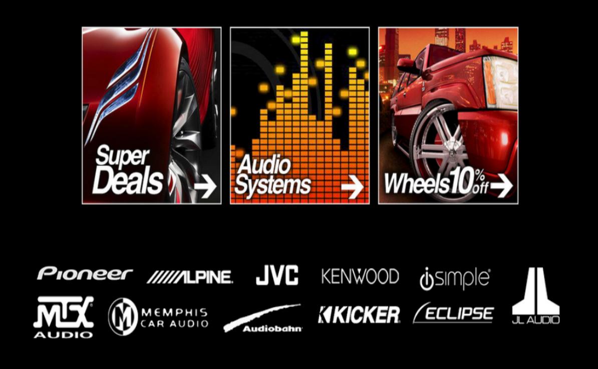 Car Audio City