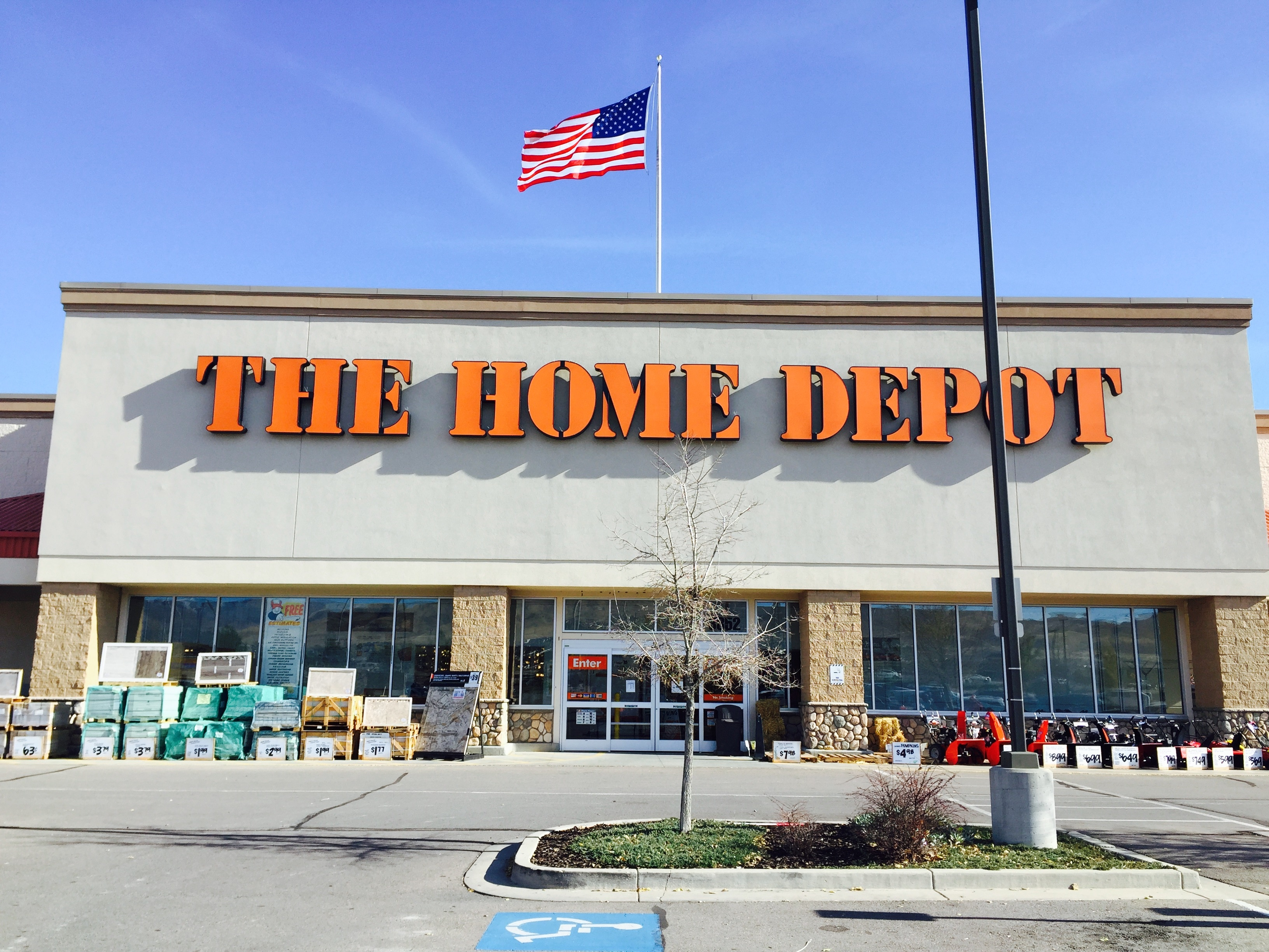 The home depot riverton ut business directory for The riverton