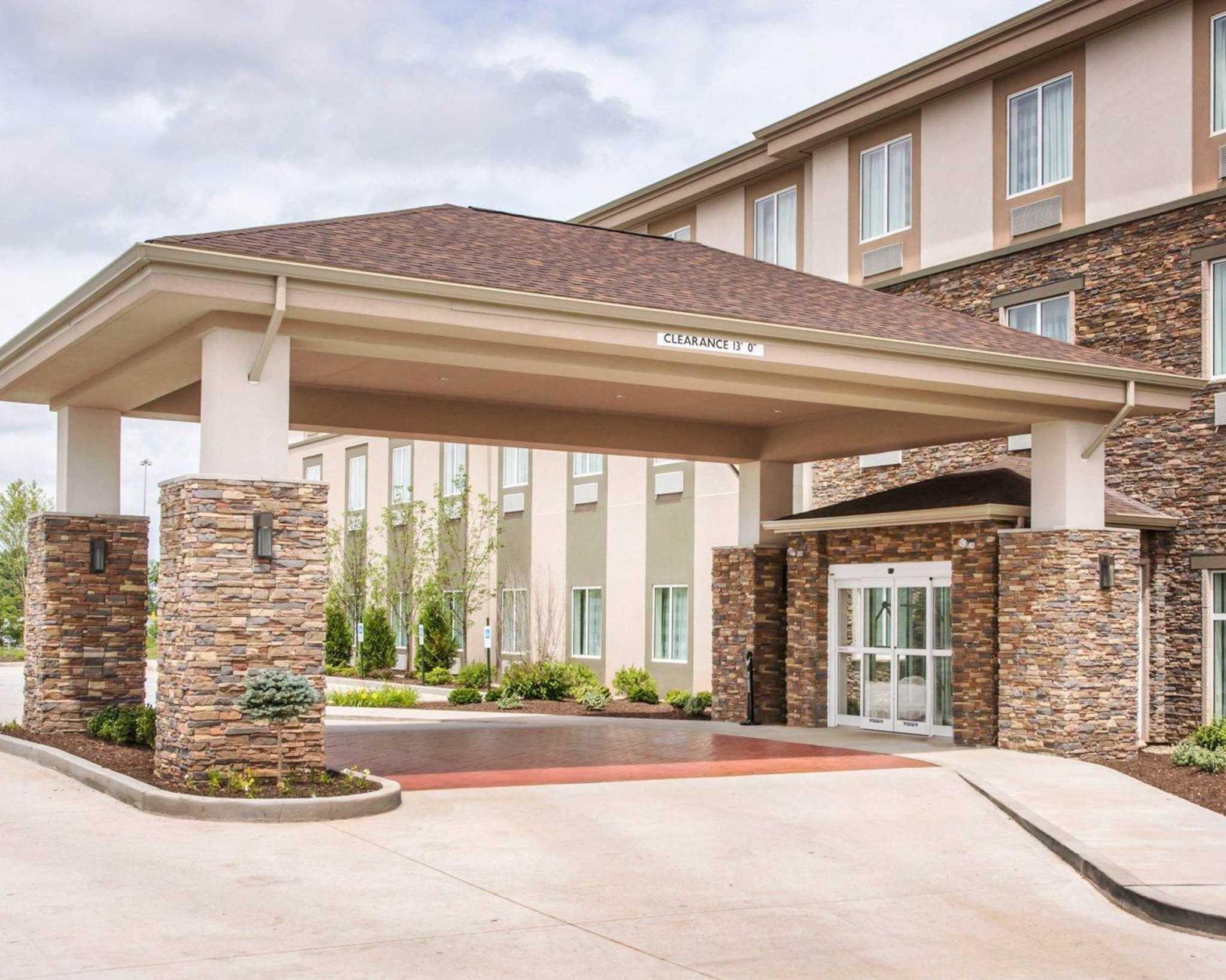 Sleep Inn & Suites Parkersburg-Marietta image 7