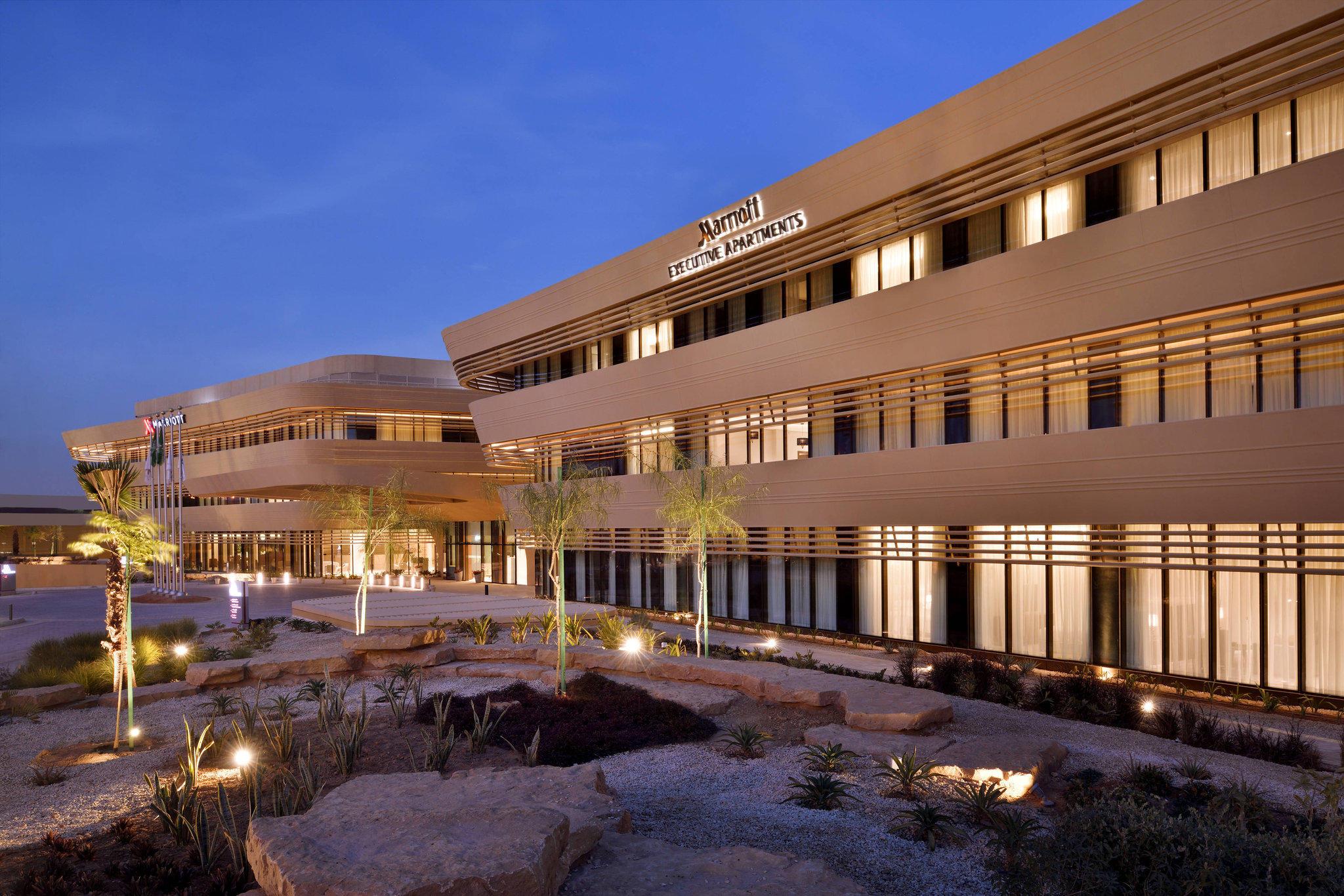 Riyadh Diplomatic Quarter - Marriott Executive Apartments