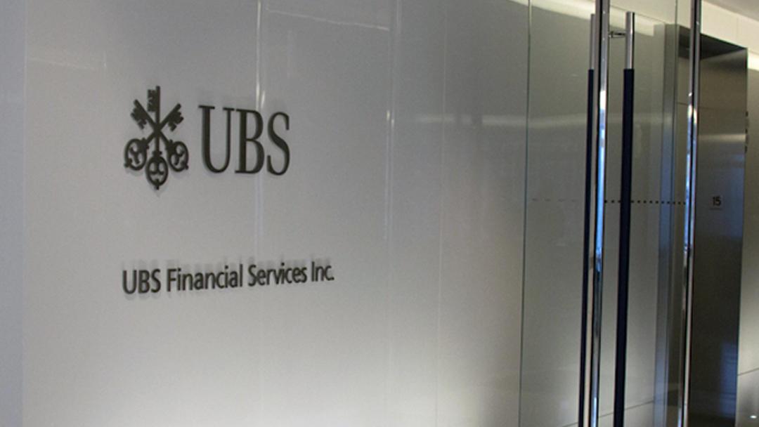 Alexander Cass - UBS Financial Services Inc.