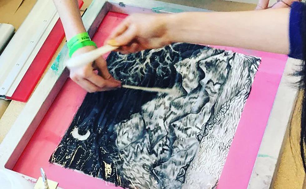Inky Hands Print Studio & Gallery image 14