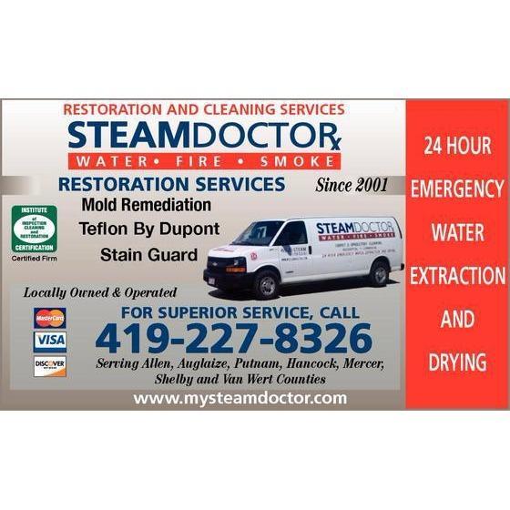 Steam Doctor Restoration & Cleaning