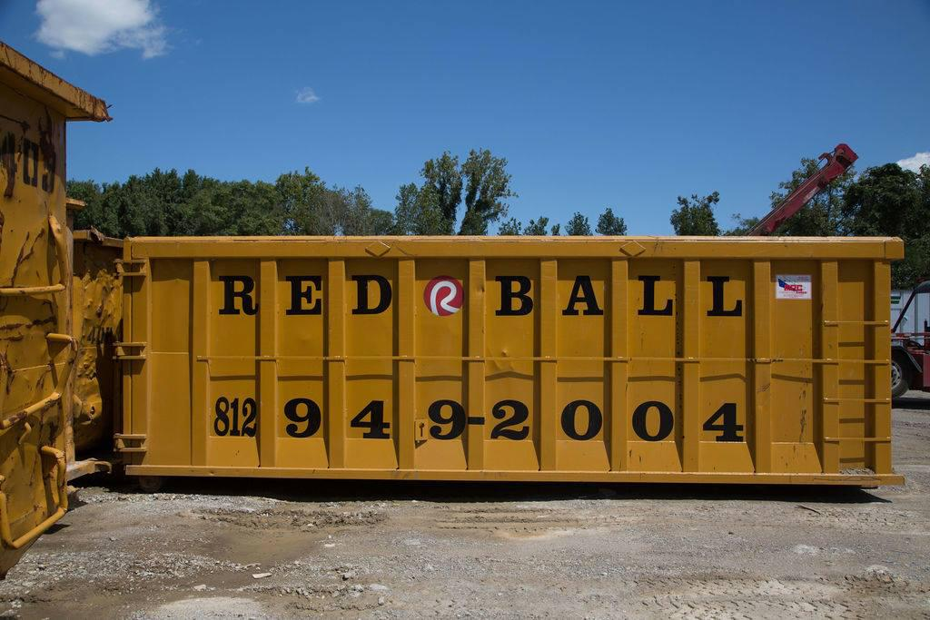 Red Ball Recycling