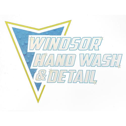 Windsor Hand Wash Detail