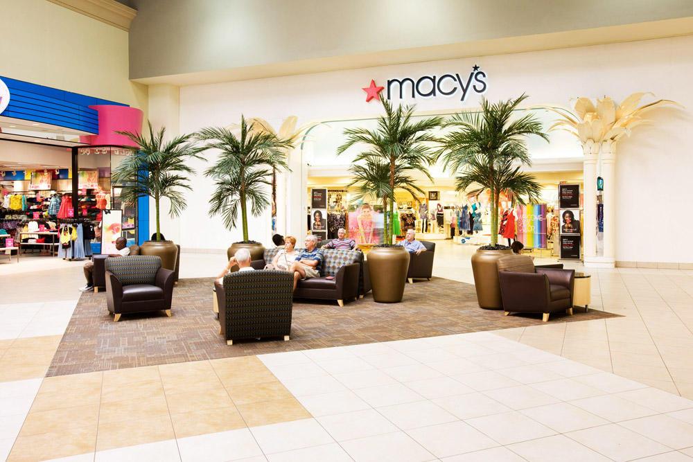 Parkland Mall Shoe Stores