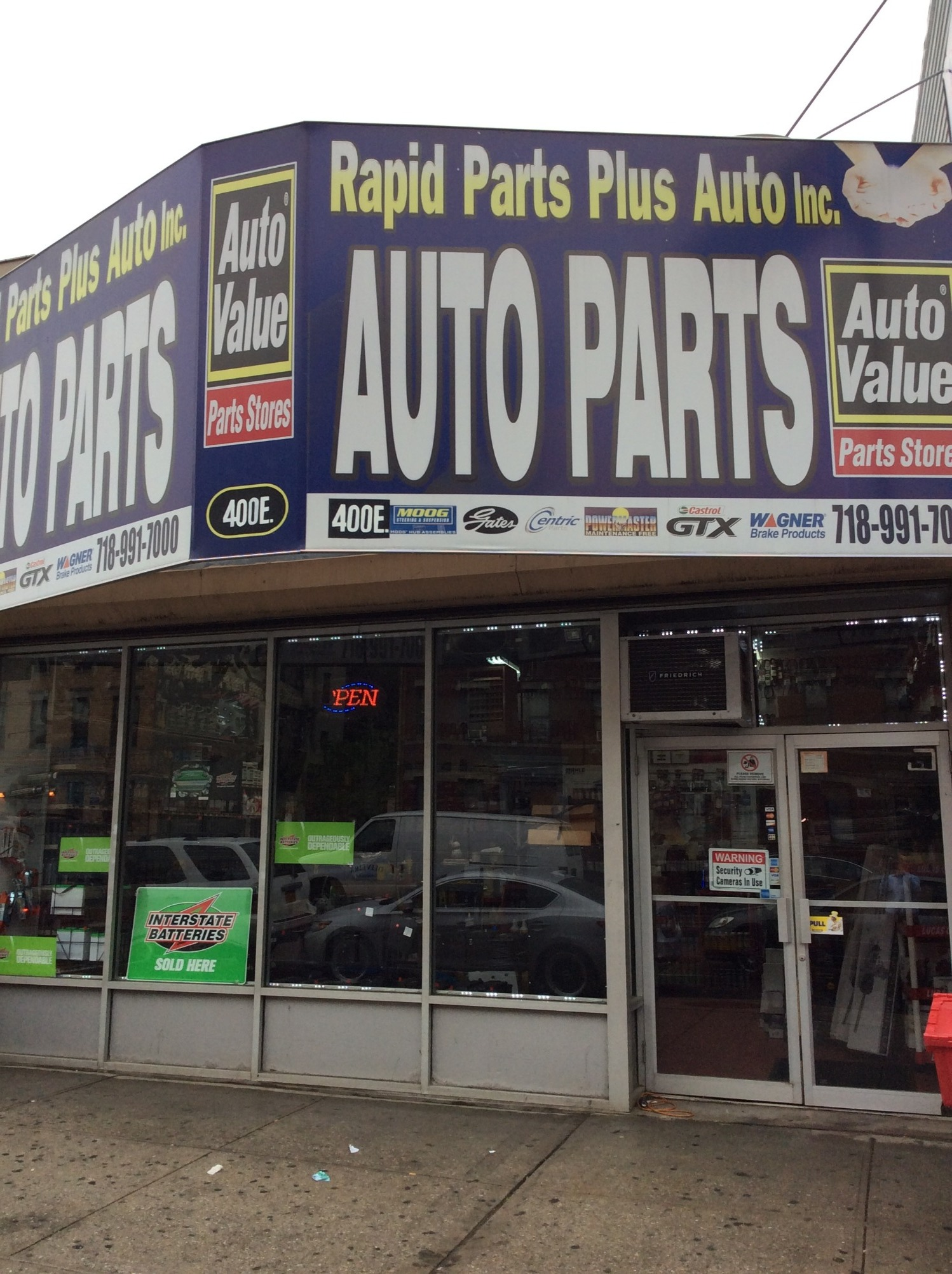 Rapid Parts Plus Auto Inc. image 0