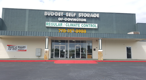 Budget Self Storage of Covington image 0