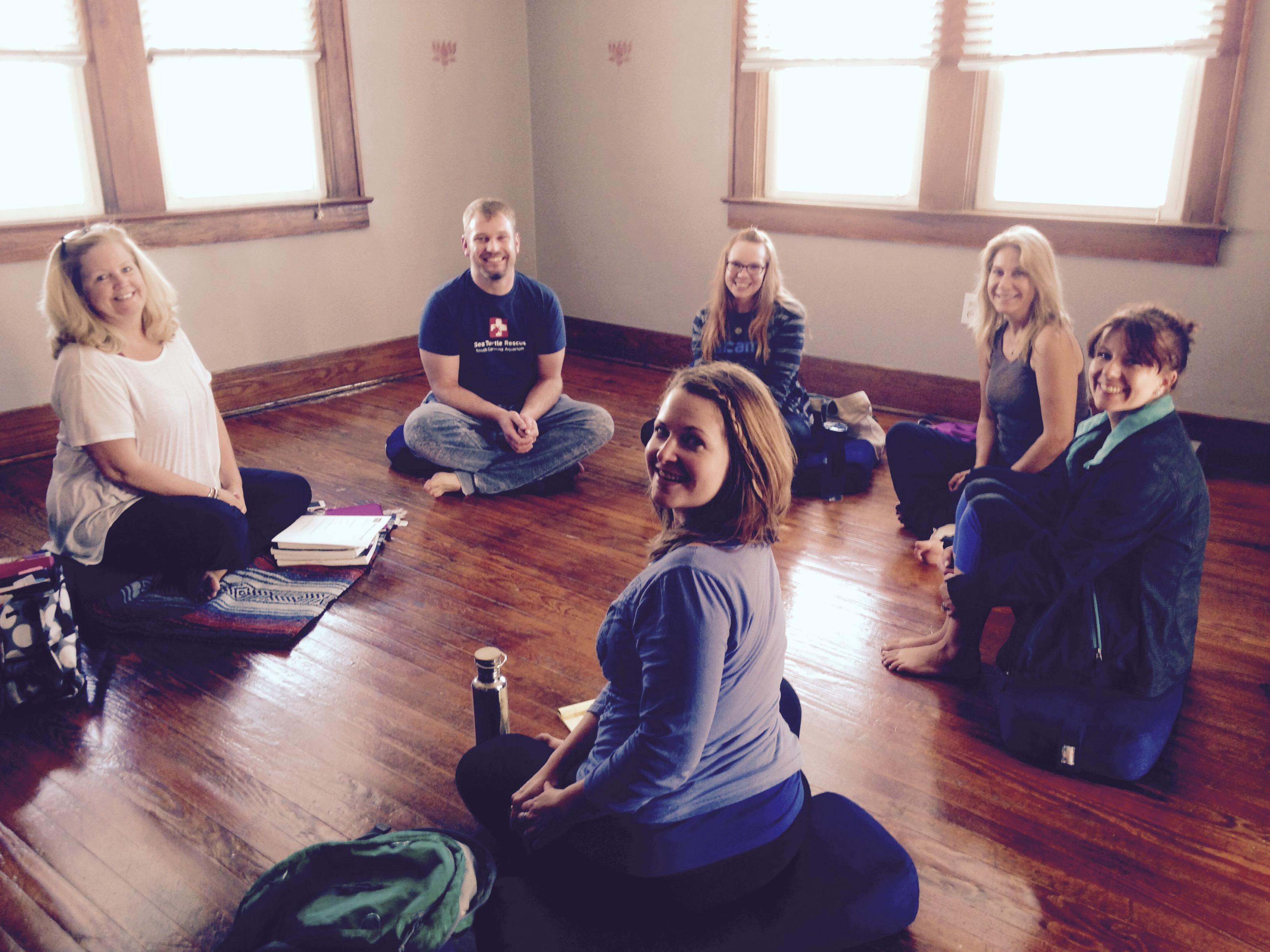 Barefoot Yoga Studio image 5