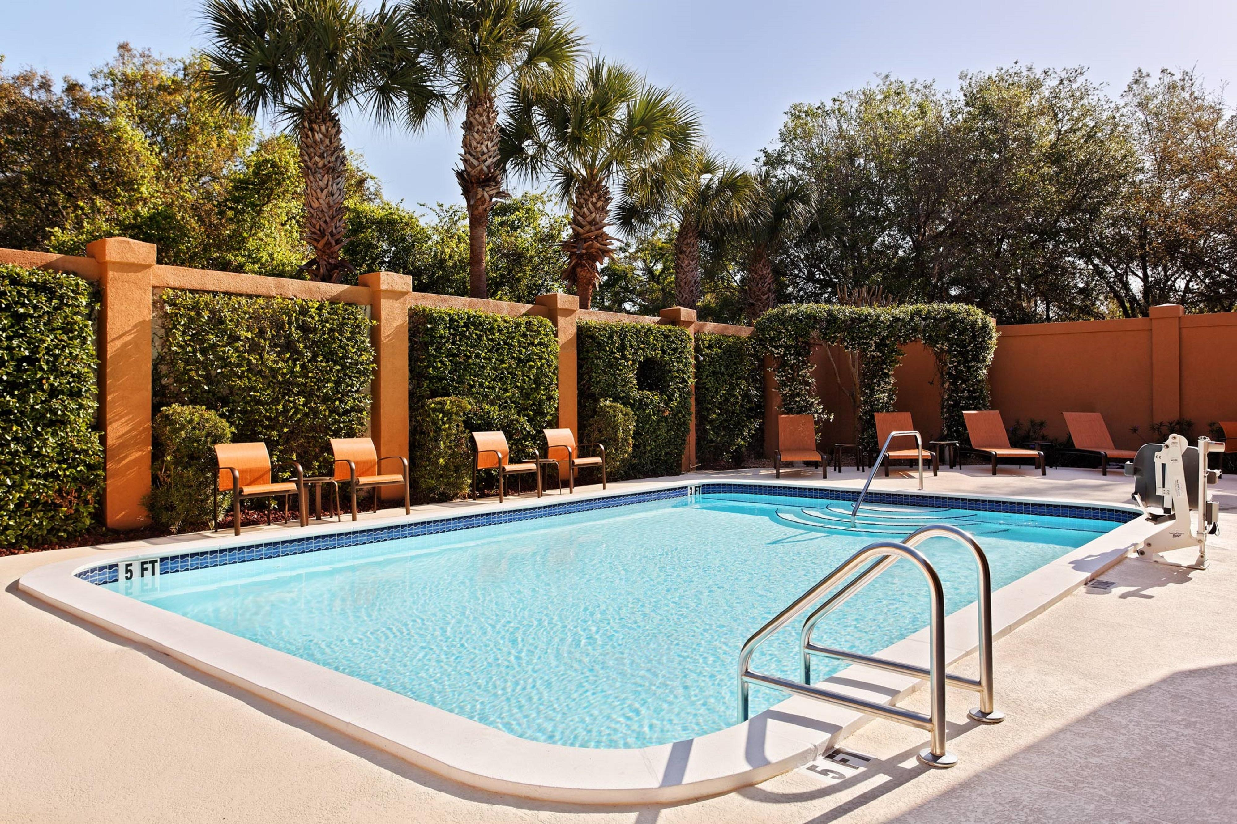 Courtyard by Marriott Tampa North/I-75 Fletcher image 20
