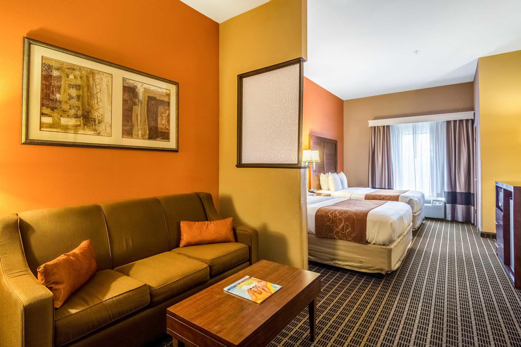 Comfort Suites image 54