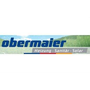 Logo von Obermaier GmbH Heizung-Sanitär-Solar