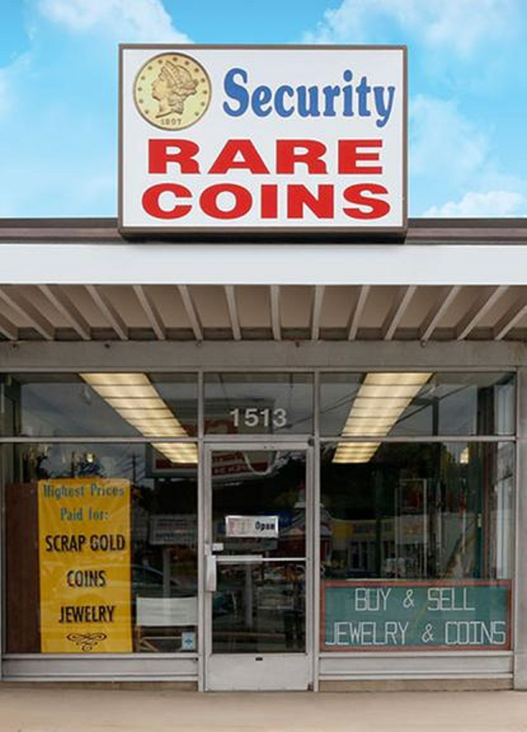 Security Rare Coins image 1