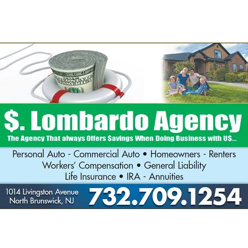 S. Lombardo Agency, Inc.