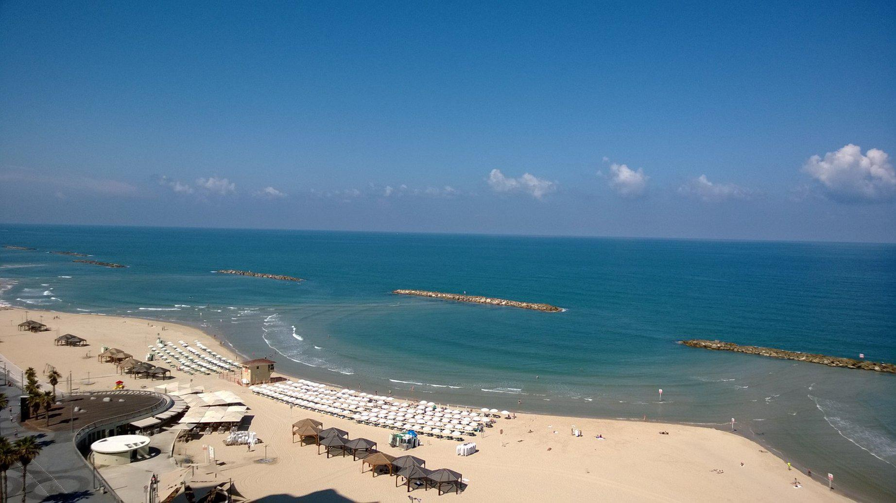 Crowne Plaza Tel Aviv Beach, an IHG Hotel