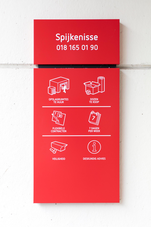 Shurgard Self Storage Rotterdam Spijkenisse