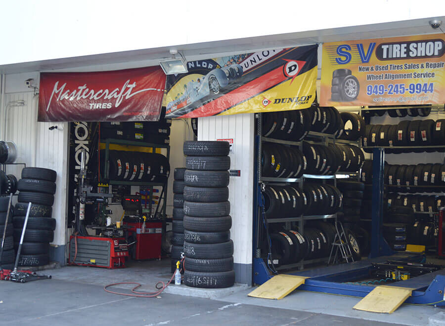 SV Tire Shop New and Used Tires image 0