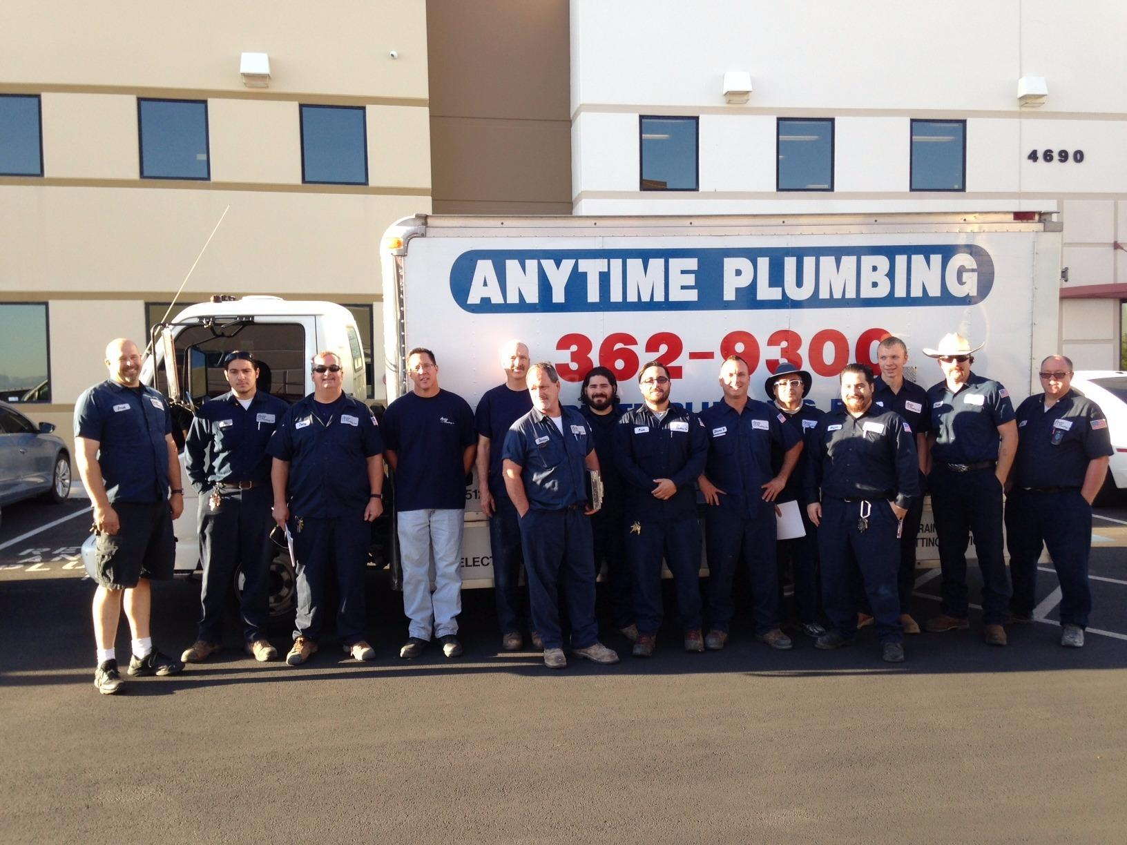 Anytime Plumbing, Inc image 0