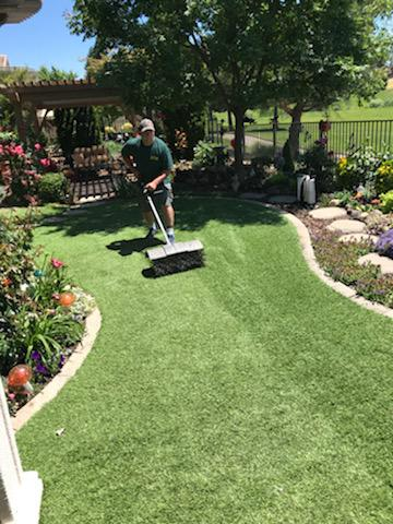 Synthetic Turf Restorations